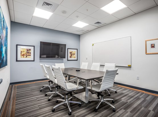 8 Person Meeting Room